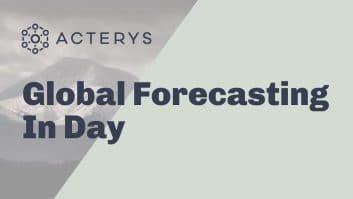 Global Foecasting