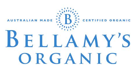 Bellamy's Organic Logo