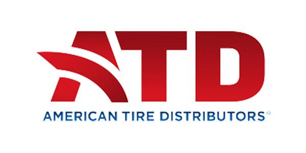 American Tire Distributors Logo